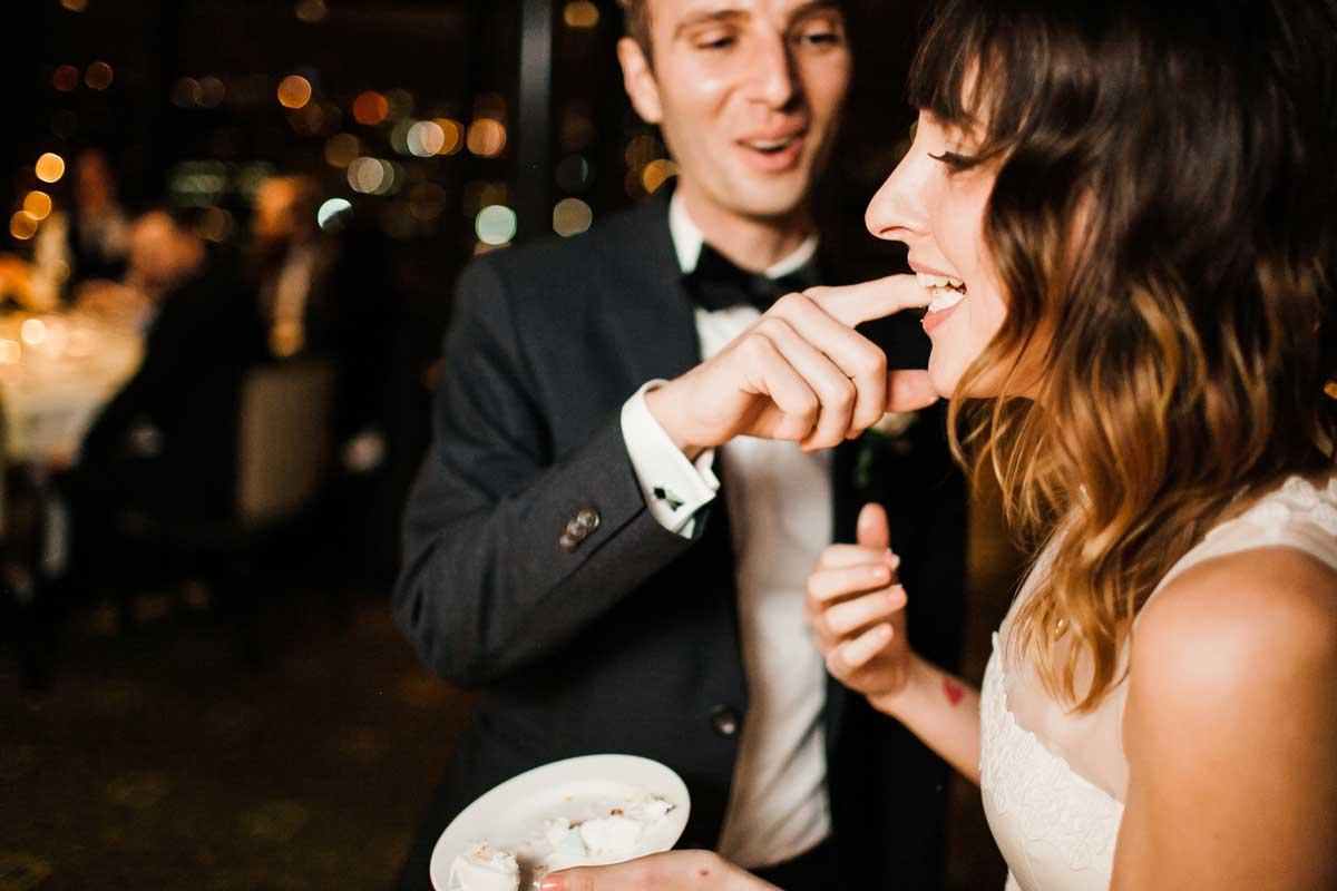 Seattle wedding photography at canlis
