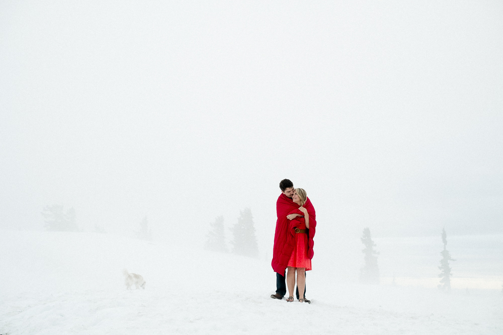 Krista & Paul // Into the Mountains