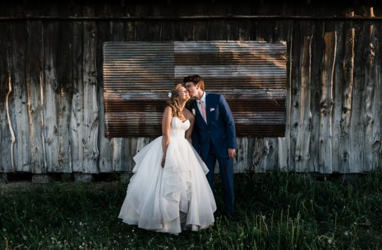 Wedding at Schmid Ranch