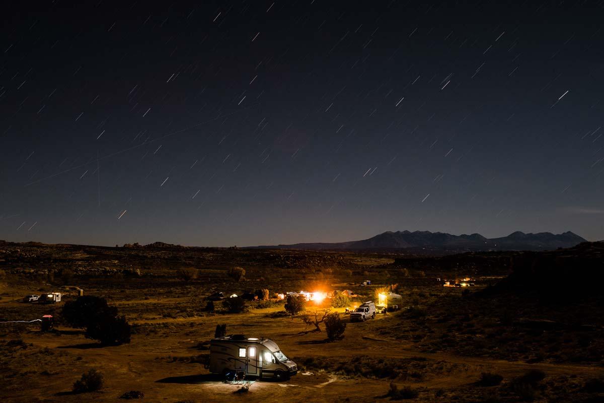Moab Utah.