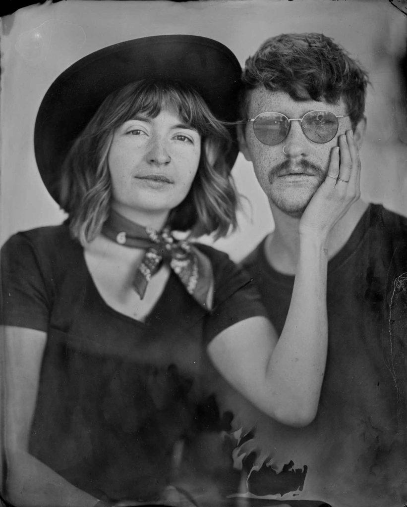 Seattle tintype photographer