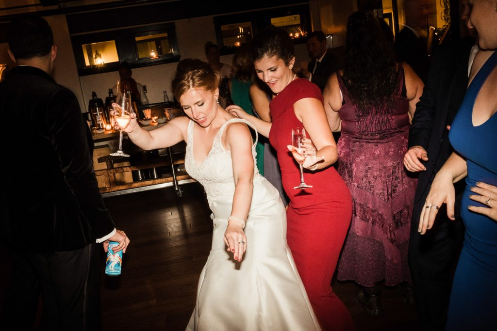 Alina dances with his mother during his wedding in Seattle.