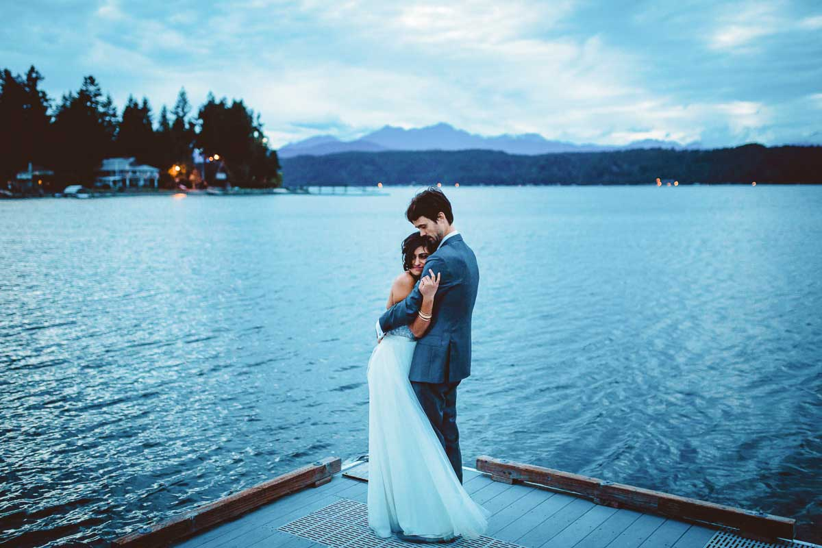 Alderbrook Resort wedding venue